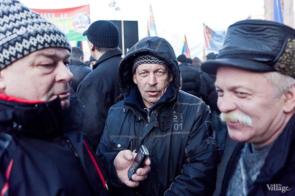 Фоторепортаж: Митинг в поддержку Путина в Петербурге. Изображение № 25.