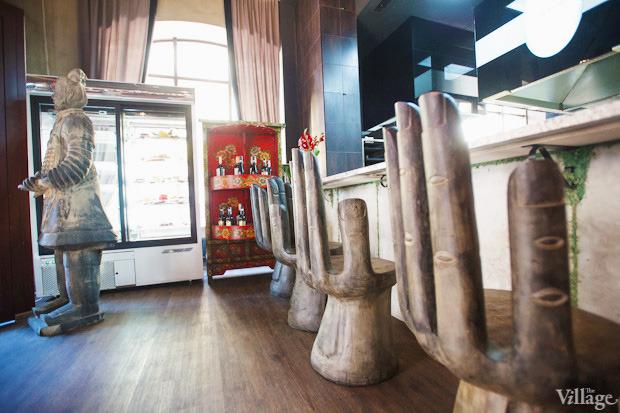 Новое место (Киев): Ресторан «Охота на овец». Изображение № 27.