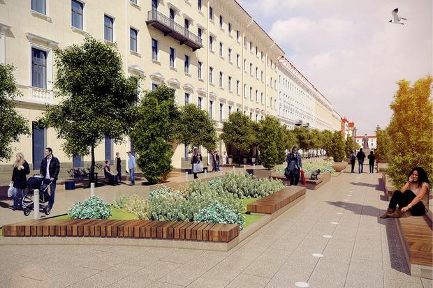Перестройка: 5 проектов квартала вокруг Конюшенной площади. Изображение № 2.