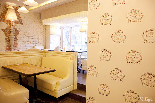 Новое место: Ресторан «Счастье». Изображение № 3.