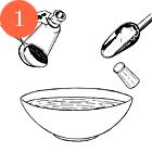 Рецепты шефов: Красный хумус, бабагануш, долма ипшеничные лепешки. Изображение № 13.