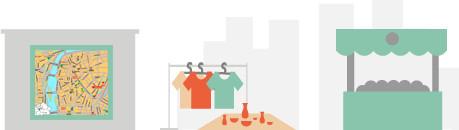 Отвечай за базар: уличная торговля в разных странах мира. Изображение № 2.