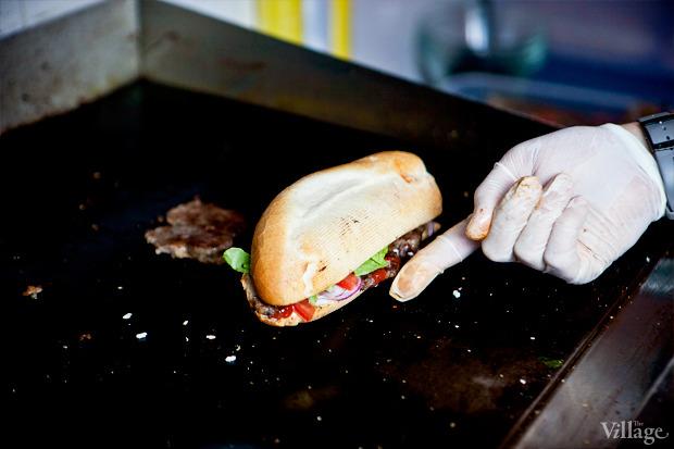 Новое место: Киоск с турецкой уличной едой Meat Рoint. Изображение № 10.