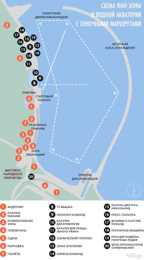 На Киевском море пройдёт водная «Формула-1». Зображення № 1.