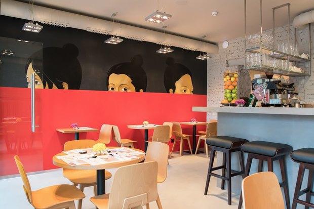 16 новых кафе и ресторанов Москвы. Изображение № 3.