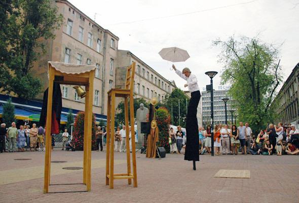 Польские уличные театры покажут спектакли в Киеве. Зображення № 10.