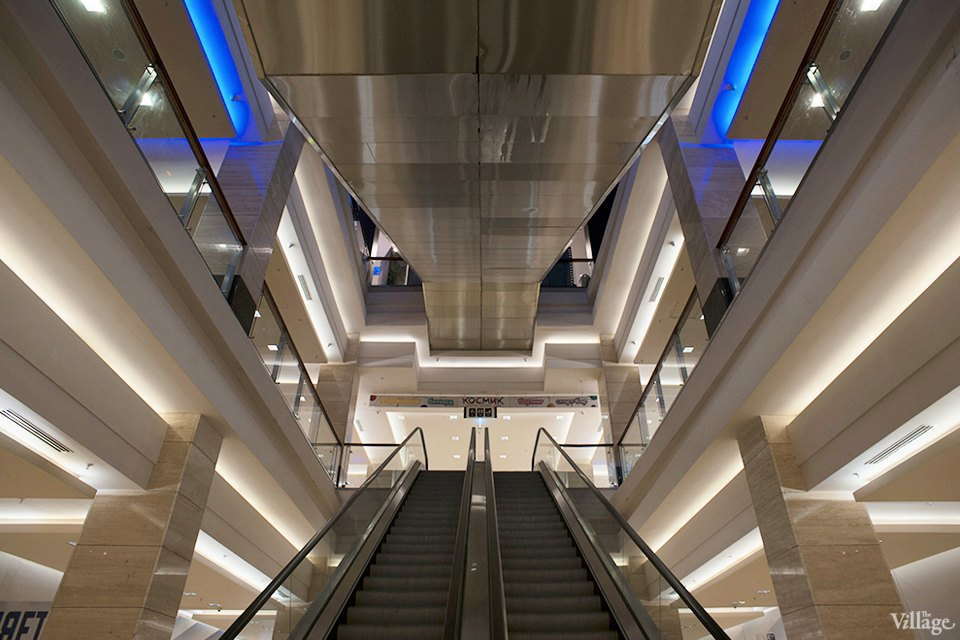 Торговые центры Москвы: «Афимолл». Изображение № 15.