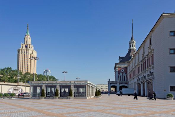 Прямая речь: Начальник российских вокзалов о реконструкции Комсомольской площади. Изображение № 29.