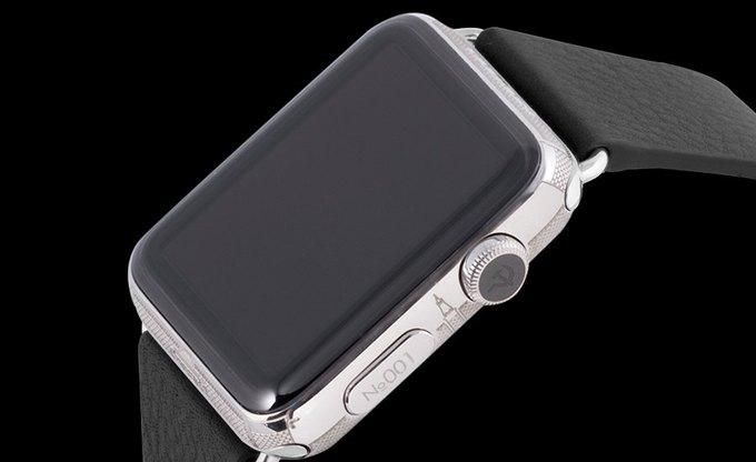 В России начали продаваться посвящённые Путину Apple Watch. Изображение № 2.