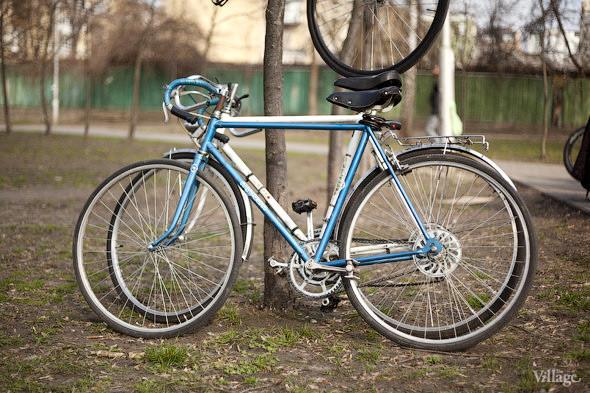 С твидом на город: Участники первого «Ретрокруиза»— о своей одежде и велосипедах. Изображение № 18.