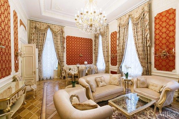 Фото дня: Как выглядит отель Государственного Эрмитажа в Петербурге. Изображение № 12.