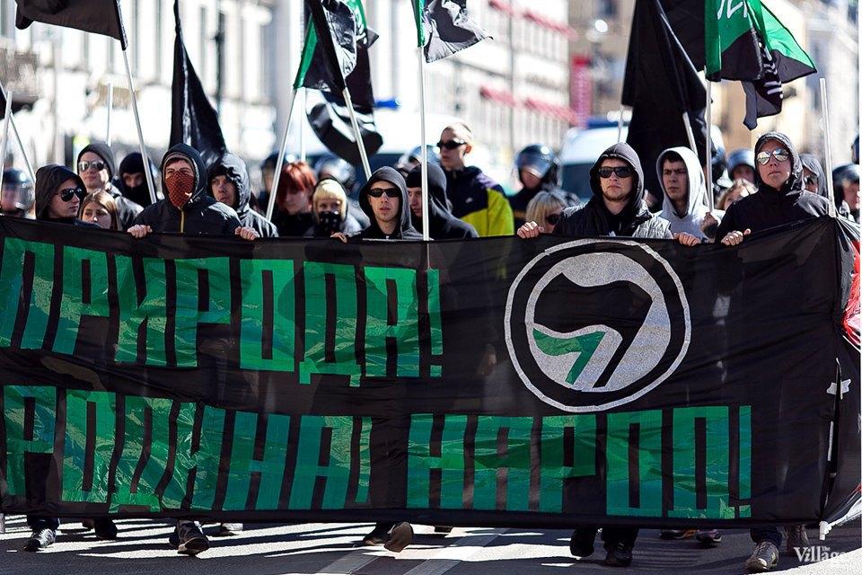 Фоторепортаж: Первомайская демонстрация. Изображение № 11.