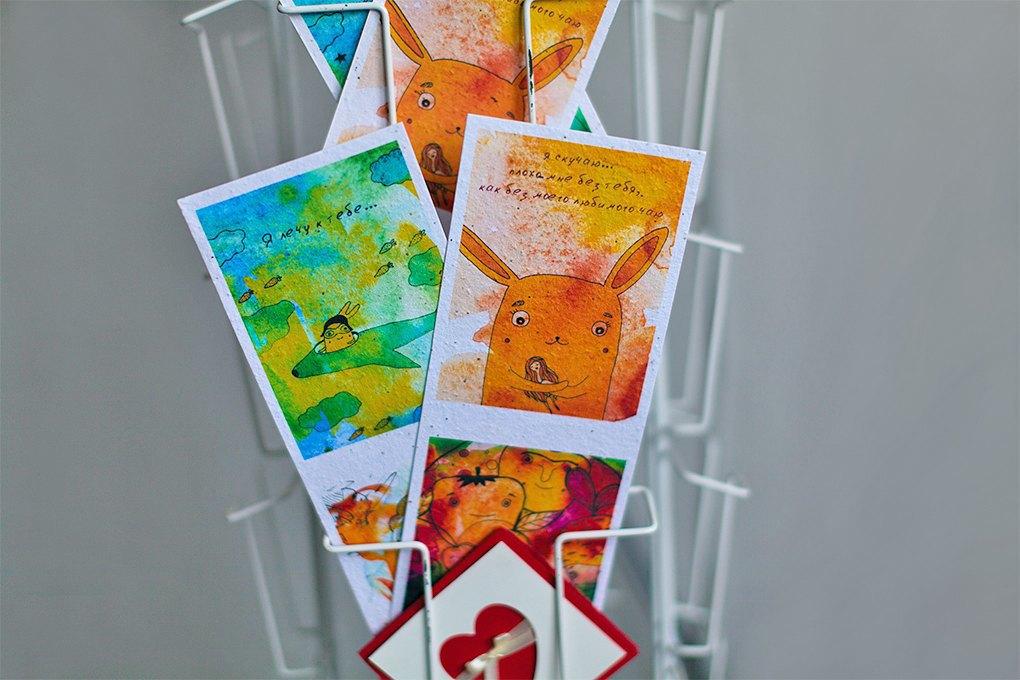 CardStory: Как московский лингвист запустила вКарелии производство бумаги. Изображение № 5.