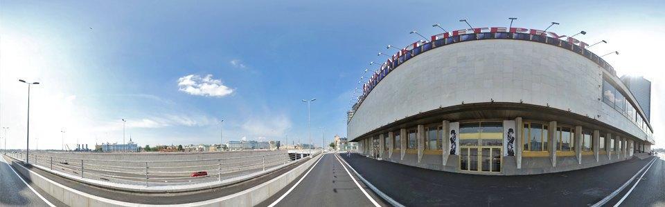 Реконструкция Пироговской набережной 2013 год. Изображение № 20.