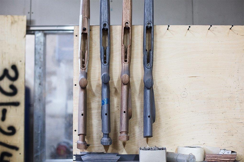 Производственный процесс: Как делают винтовки. Изображение № 23.