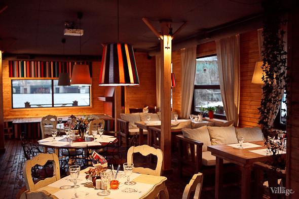 Новое место (Петербург): Ресторан Regatta. Изображение № 5.