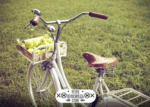 В Петербурге заработала мастерская по сборке ретровелосипедов. Изображение № 1.