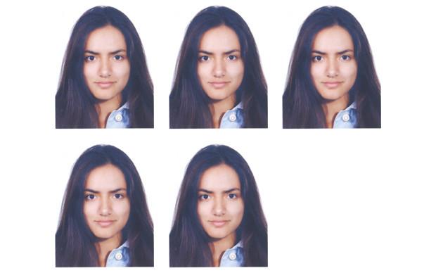 Эксперимент The Village: Как фотографируют на паспорт. Изображение №6.