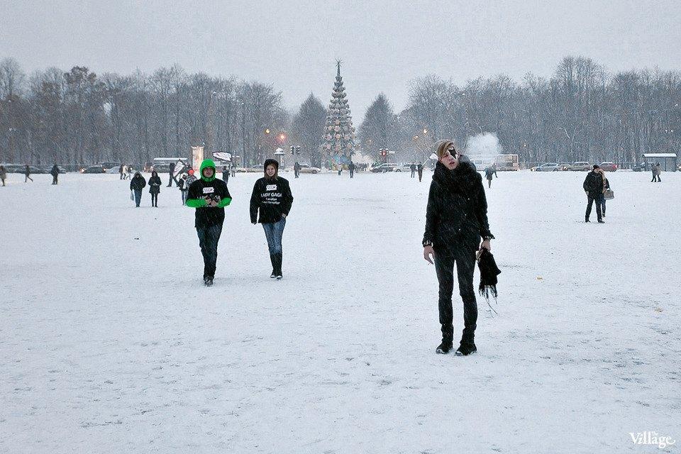 Люди в городе: Посетители концерта Lady Gaga в Москве и Петербурге. Изображение № 17.