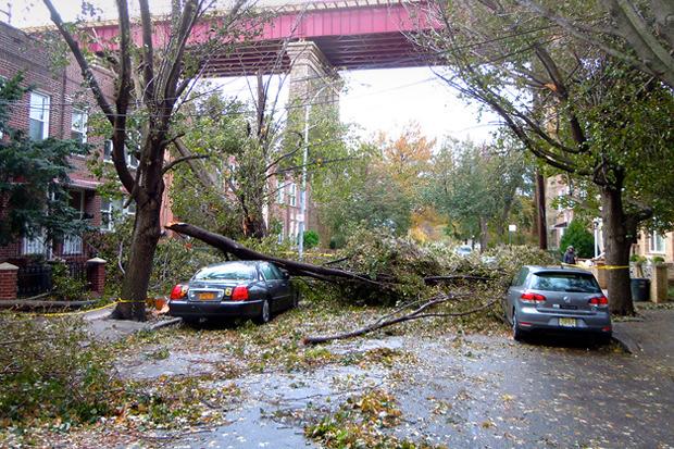 Иностранный опыт: Как Нью-Йорксправляется сураганом. Изображение № 22.