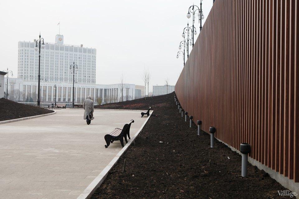 Фоторепортаж: Сквер угостиницы «Украина». Изображение № 14.