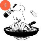 Рецепты шефов: «Голубь ин Сальми». Изображение № 7.