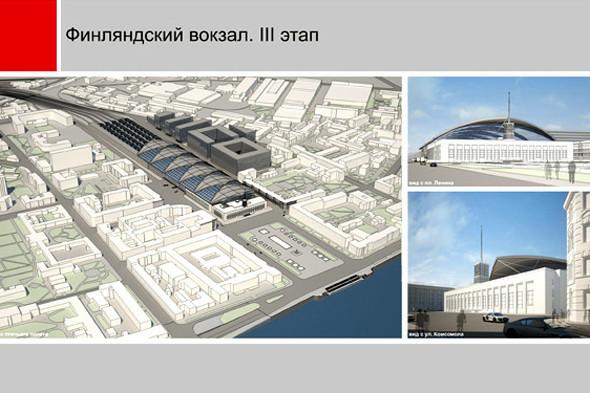 Третий этап реконструкции Финляндского. Изображение № 17.