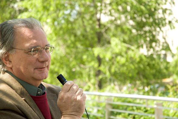 Эд Улир проводит экскурсию в Миллениум-парке. Изображение №2.
