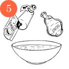 Рецепты шефов: Тёплый салат изутиной грудки магре. Изображение № 7.