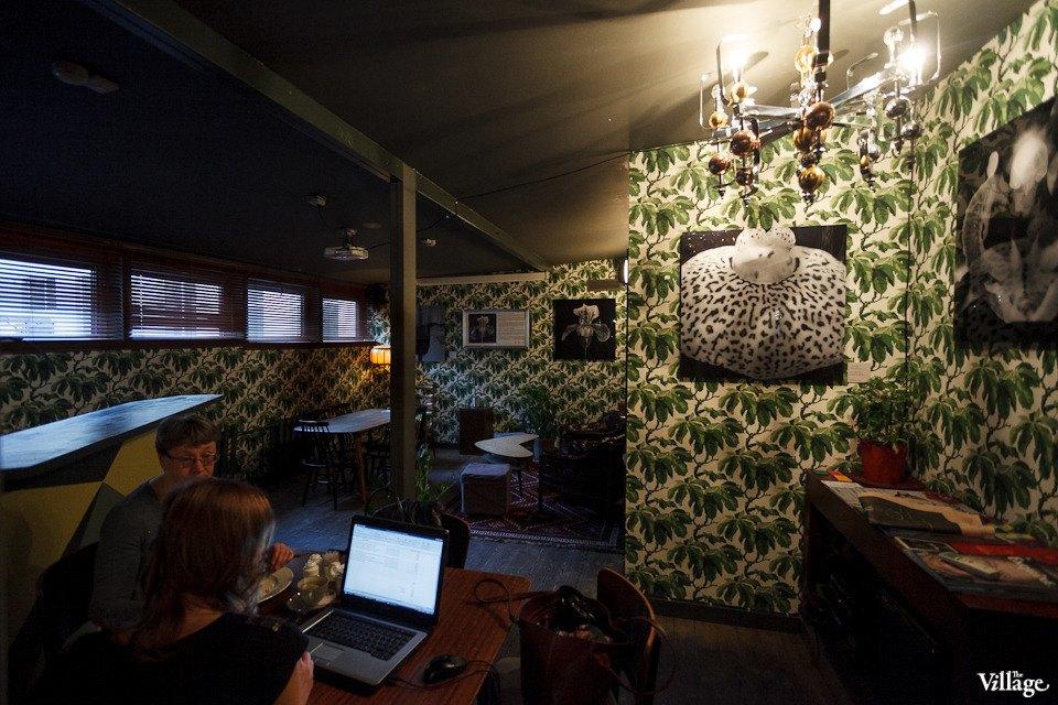 От заката до рассвета: 24 места, где можно поесть ночью в Петербурге. Изображение № 66.