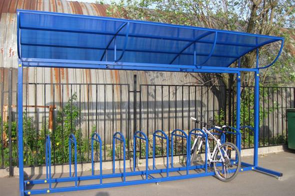 В городе открылись велостоянки на перехватывающих парковках . Изображение № 3.