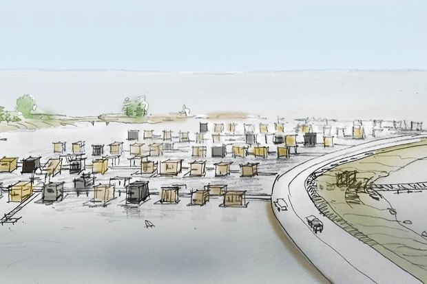 Таинственный остров: Кладбище и плавучие дома на Канонерке. Изображение № 31.
