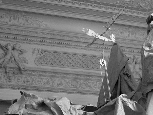 Поверженные демоны в Библиотеке имени Лермонтова. Изображение № 2.