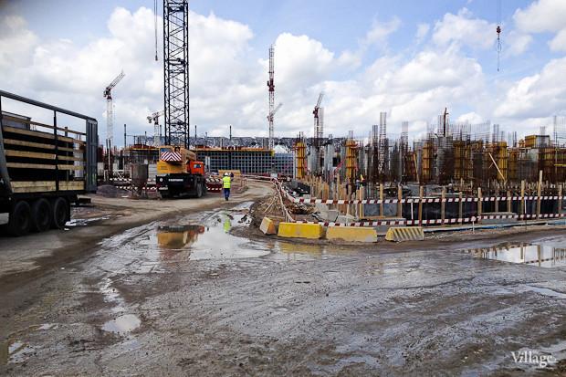 Фоторепортаж: Каким будет новый терминал Пулкова. Изображение № 5.