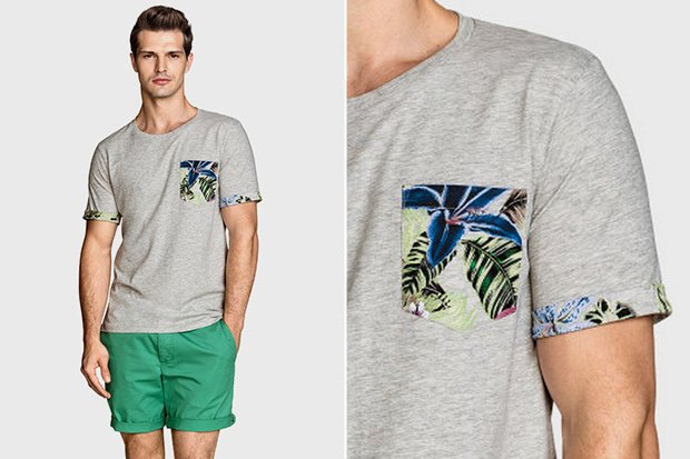 Где купить мужскую футболку с задорнымпринтом: 6 вариантов от899 до3900 рублей. Изображение № 2.
