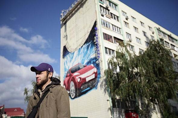 В Киеве появились граффити площадью в 336 кв. м. Зображення № 8.
