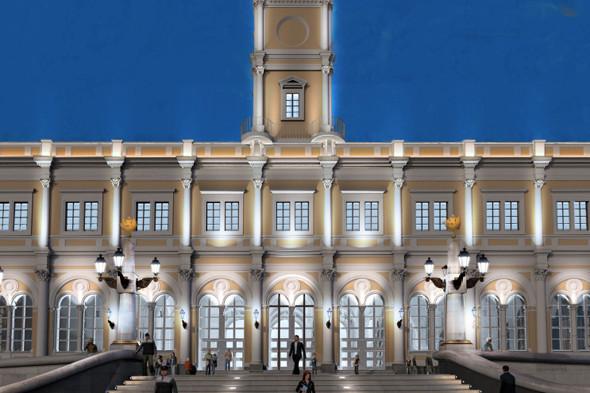Прямая речь: Начальник российских вокзалов о реконструкции Комсомольской площади. Изображение № 22.