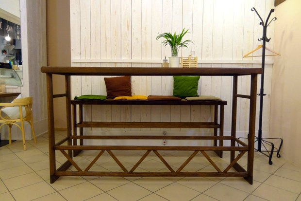 Cделано из дерева: 7мебельных мастерских вПетербурге. Изображение № 5.