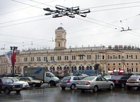 Как реконструируют петербургские вокзалы. Изображение № 4.
