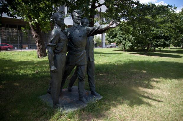 14 скульптур в парке «Музеон». Изображение № 22.