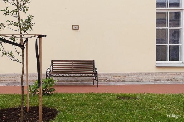 Фоторепортаж: Висячий сад Эрмитажа после реставрации. Изображение № 12.