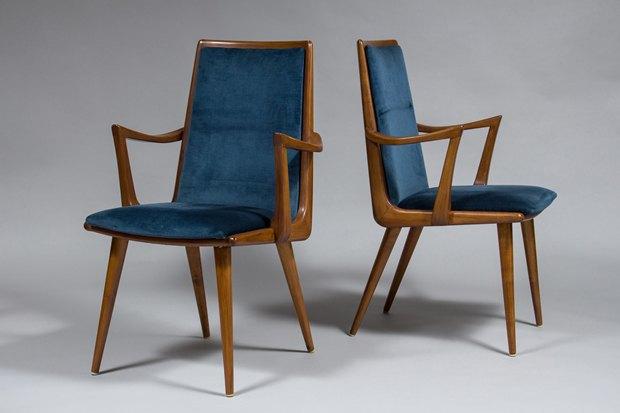 Создательница aTable открыла магазин европейской мебели 1950–1970-х годов. Изображение № 5.
