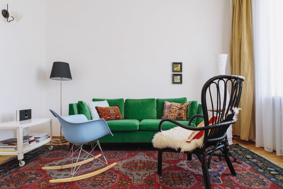 Двухкомнатная квартира топ-менеджера IKEA на«Маяковской». Изображение № 5.