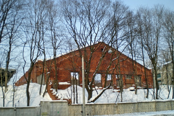 Производственные здания пивомёдоваренного завода «Бавария». Изображение № 10.
