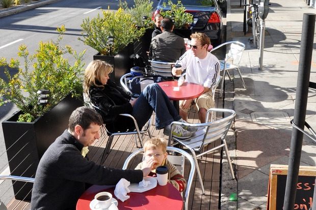Идеи для города: Паркинаавтостоянках в Сан-Франциско. Изображение № 17.