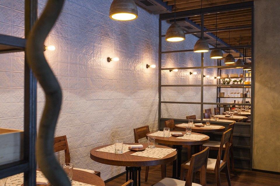 Ресторан «Можно» на Марата . Изображение № 10.