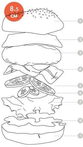 Между булок: Внутренности 20 московских бургеров. Изображение № 35.