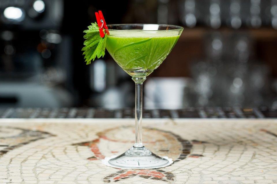 Ресторан ибар Mitzva bar. Изображение № 28.