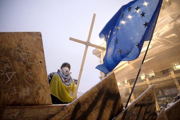Площадь революции: Евгений Сафонов о том, почему все города должны завидовать Киеву. Изображение № 15.