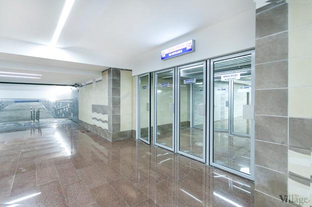 Фоторепортаж: В Киеве открыли новую станцию метро. Зображення № 10.